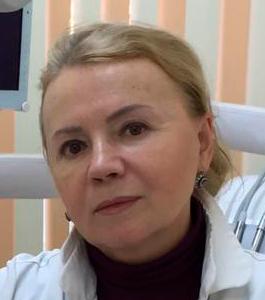 Крюкова Надежда Анатольевна