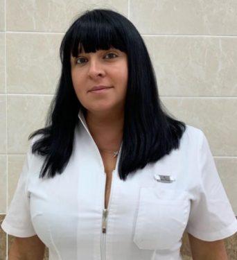 Крузе Елена Михайловна